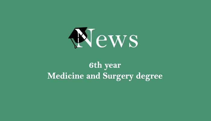 Course Image Medicine news 6th year