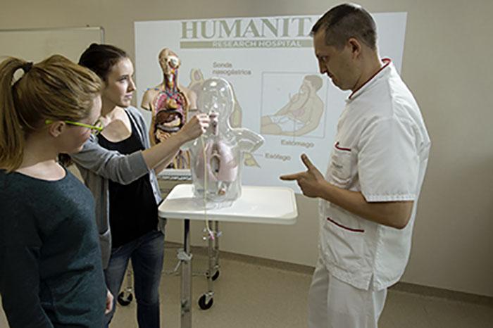 Course Image Scienze infermieristiche cliniche 1 A.Y. 2017/18